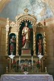 Cuore sacro di Jesus Fotografia Stock Libera da Diritti