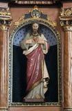 Cuore sacro di Jesus Immagini Stock