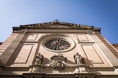 Cuore sacro di Jesus Church, Valencia - Spagna Fotografia Stock