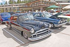 Cupé 1950 de Chevrolet Imagem de Stock Royalty Free