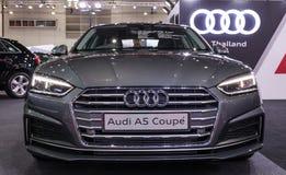 Cupé de Audi A5 Foto de archivo