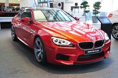 Cupé de BMW M6 Imagenes de archivo
