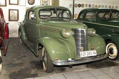 Cupé 1938 de Chevrolet del coche del vintage imágenes de archivo libres de regalías