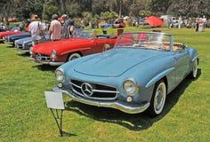 Cupé de Mercedes-Benz 190 Imagen de archivo