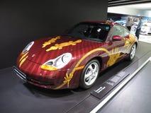 Cupé de Porsche 911 Carrera Foto de archivo