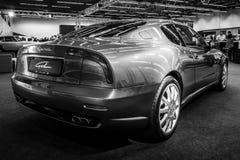 Cupé magnífico Tipo M138, 2005 de Maserati del coche del Tourer fotos de archivo