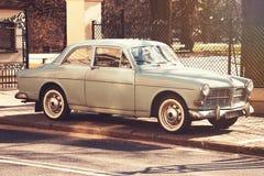 Cupé retro del coche Fotografía de archivo libre de regalías