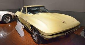 Cupê 1965 do esporte de Chevrolet Corvette Imagens de Stock