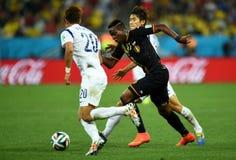 Cupê du monde 2014 de Divock Origi Imagens de Stock