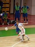 Cup 2008-2009 UEFA-Futsal Stockfoto