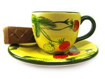 Cup. Lizenzfreie Stockfotos