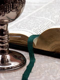 Cup. Abd bible Stock Images