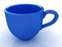 Cup 3d Lizenzfreie Stockfotos