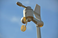 Cup anemometer Stock Photos