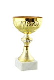 Cup award Royalty Free Stock Images
