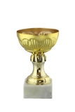 Cup award Stock Image