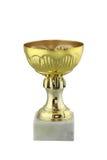 Cup award Stock Image