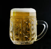 Cup  of beer Royalty Free Stock Photos