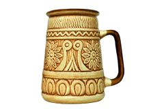 cup for beer stock photography