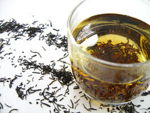 Cup of black Tea Royalty Free Stock Photos