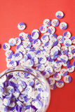 Cup of buttons Royalty Free Stock Image