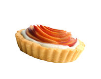 Cup cake with Apples Royalty Free Stock Photos