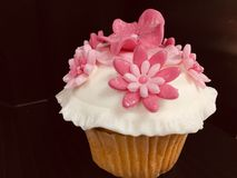 Cup cake stock image