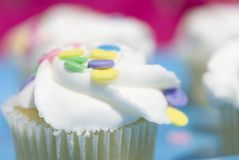 Cup Cakes Stock Photos