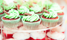 Cup cakes Royalty Free Stock Image