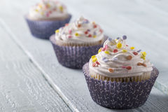 Free Cup Cakes Royalty Free Stock Image - 62749376