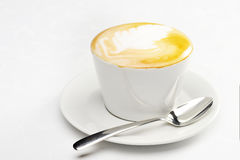 Cup of cappuccino Stock Photography