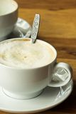 Cup of cappuccino Royalty Free Stock Images