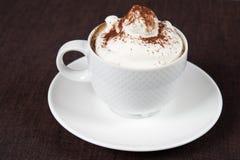 Cup Cappuccino Lizenzfreie Stockfotografie
