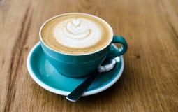 A cup of cappuccino. royalty free stock photos