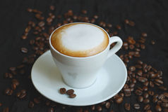 Cappuchino Royalty Free Stock Photo