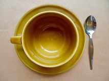 Cup ceramic Royalty Free Stock Photography