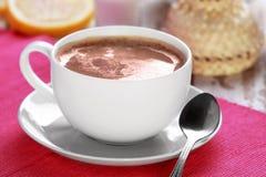 A cup of chai tea Stock Photos