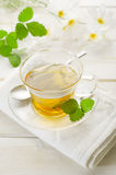 Cup of chamomile Royalty Free Stock Photography