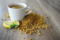 Camomile tea royalty free stock photography