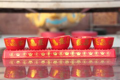 A cup of Chinese tea Royalty Free Stock Photos