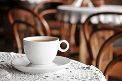 A cup of chocolate Stock Photography