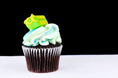 Cup Cke decoration Royalty Free Stock Photo