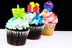 Cup Cke decoration Royalty Free Stock Photography