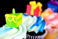 Cup Cke decoration Stock Images