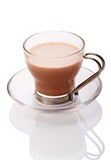 Cup cocoa Stock Photography