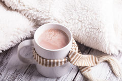 Cup of cocoa Royalty Free Stock Photo