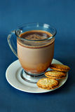 Cup of cocoa Royalty Free Stock Photography