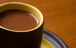 Cup of cocoa coffee Royalty Free Stock Image