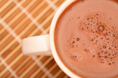Cup of cocoa Stock Photo