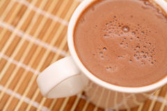 Cup of cocoa Royalty Free Stock Image